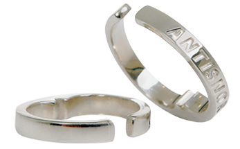 ANTISNOR® ring